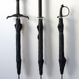 materious - Sword Handle Umbrellas