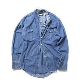OLD PARK - Denim Shirts