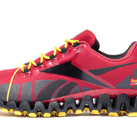 Reebok - PREMIRE ZIGTRAIL EXCELLENT RED / NEON YELLOW