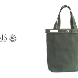 DECEMBER - DAIS(ダイス) GEAR TOTE ギアトート S