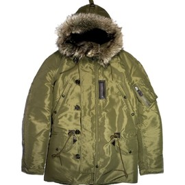 RRL x Buzz Rickson's - N3 Hooded Flying Jacket