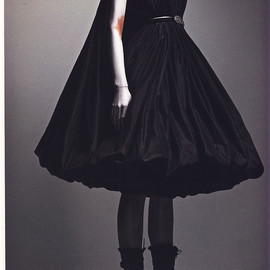 Alexander McQueen - Autumn Dress