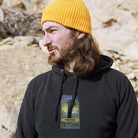 1% For The Tetons - Sweat Hoody