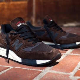 New Balance - 998 - Brown
