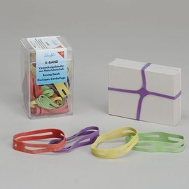 MoMA - X-Band Rubber Bands