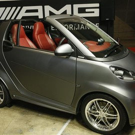 Mercedes-Benz - メルセデス・ベンツ smart fortwo BRABUS Xclusive edition tailor made