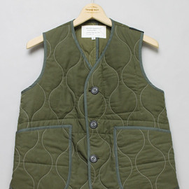 MOUNTAIN RESEARCH - Quilting Vest