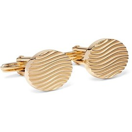 Lanvin - Gold-Plated Cufflinks
