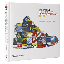 U-Dox International - sneakers the complete limited editions guide