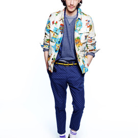 URBAN RESEARCH - MEN'S STYLING 2