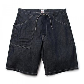BIRDWELL - BIRDWELL / SYMMETRY WALK SHORTS denim