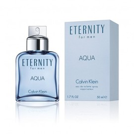 Calvin Klein - ETERNITY for men AQUA 50ml