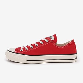 CONVERSE - All Star J OX Red