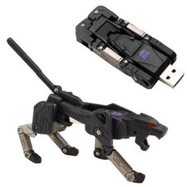 ちょっとほしい。» Transforming USB Flash Memory (2 GB) - Ravage - Transformers Device Label Device Label at BigBadToyStore