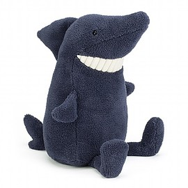 jellycat - Toothy Shark Soft Toy