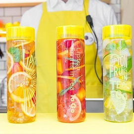 東京&大阪 - Lipton Fruits in Tea