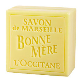 L'OCCITANE - Bonne Mere Soap Honeysuckle