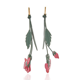 PRADA - FW2019 Garofano Earrings
