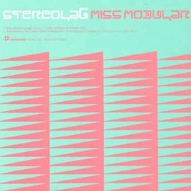 STEREOLAB - Miss Modular (Japanese Exclusive CDs)