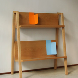 MOSHICA - BOOK RACK