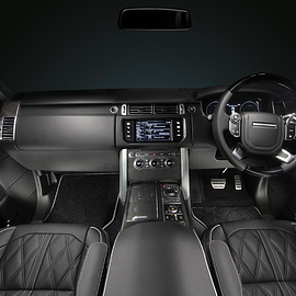 Overfinch - 2015 Range Rover Autobiography 5.0 V8 S/C