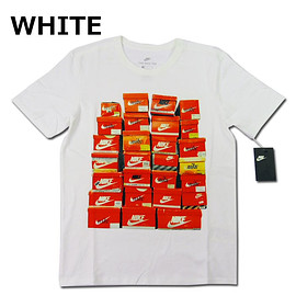 NIKE - NIKE Shoes Box Tshirts