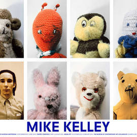 MIKE KELLEY - Poster