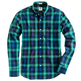 J.CREW - Slim Thomas Mason® Archive for J.Crew shirt in 1905 tartan
