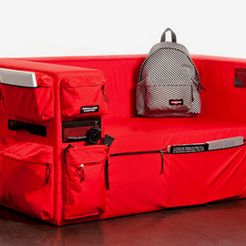 Quinze & Milan x Eastpak - Furniture Collection