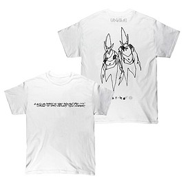 UNKLE, FUTURA - BILLION YEARS T-SHIRT Screenprinted limited edition