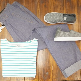 Madewell, 10CROSBYDEREKLAM - outfit