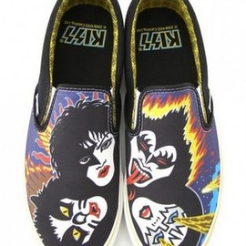 "VANS - KISS ""Rock And Roll Over"" Pack"