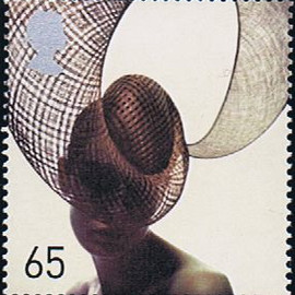 Nick Knight - British stamp