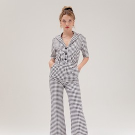 musier paris - JUMPSUIT ALEXA