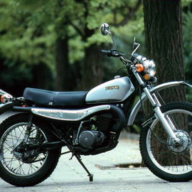 Honda - MT250 ELSINORE