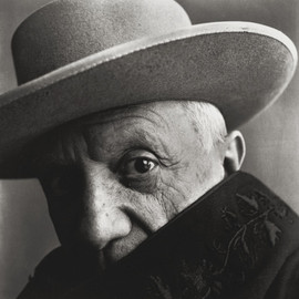 Irving Penn - Pablo Picasso - 1957