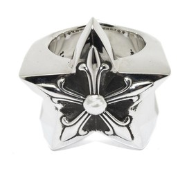 CHROME HEARTS - Ring Star Large