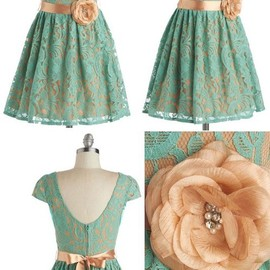 modcloth - Mint to Dazzle Dress