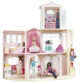 Doll House & Doll House Girls Miniature