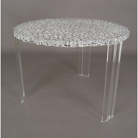 kartell - T-Table (H36cm)