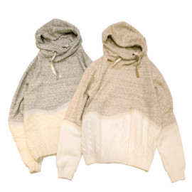 is-ness - KRAEPELIN SWEAT HOODIE