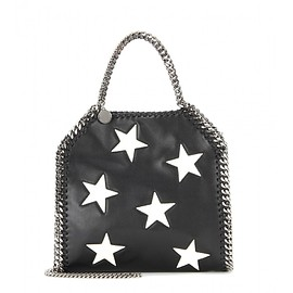 STELLA McCARTNEY - Falabella Mini faux leather shoulder bag
