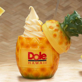 Dole Plantation - Hawaii - Dole Whip