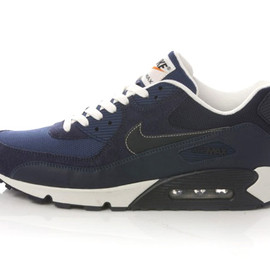 Nike - Grey/Navy Collection Air Max 90