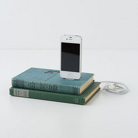 Rich Neeley Designs - Vintage Book iPhone Charger