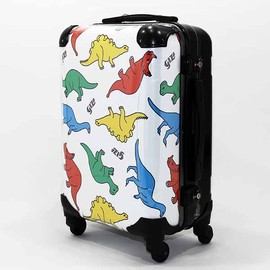 GIZA - DINOSAUR CARRY CASE / WHITE