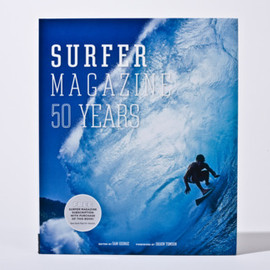 Sam George, Shaun Tomson - Surfer Magazine 50 Years