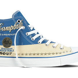 Converse, Andy Warhol - Chuck Taylor Collection