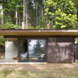 Tom Kundig - Gulf Islands Cabin