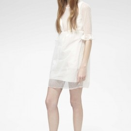 Carven - white dress